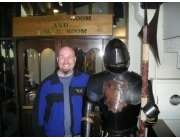 Matt and the Knight